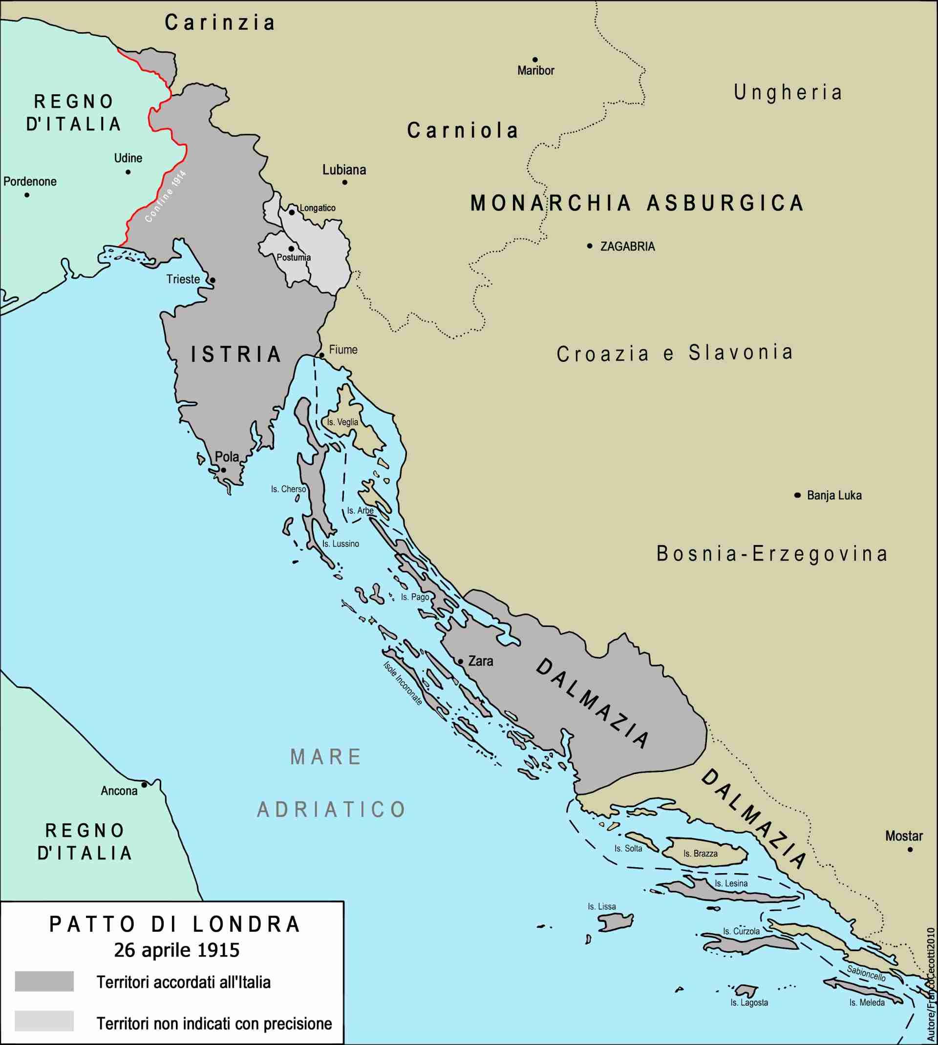 Dalmazia Italiana Cartina.Istituto Regionale Per La Storia Del Movimento Di Liberazione Nel Friuli Venezia Giulia Vademecum Per Il Giorno Del Ricordo